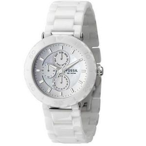 💥Flash Sale! NWT Fossil Ceramic Watch